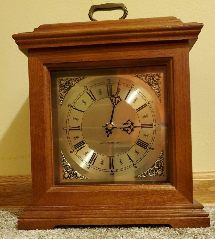 Beautiful Westminster Chime Mantel Clock