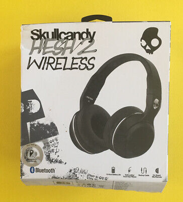Skullcandy Hesh 2 Bluetooth Wireless Headphones with Mic-Black ———  /20