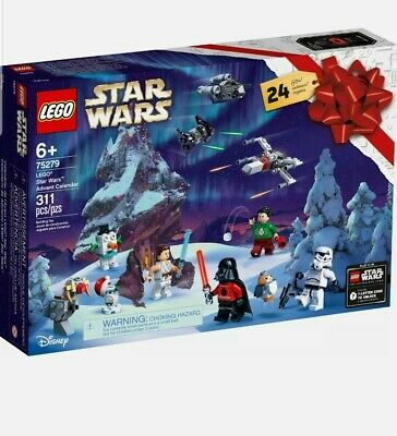 LEGO 75279 Star Wars Advent Calendar 20 New in Box Fast Free Shipping Christmas