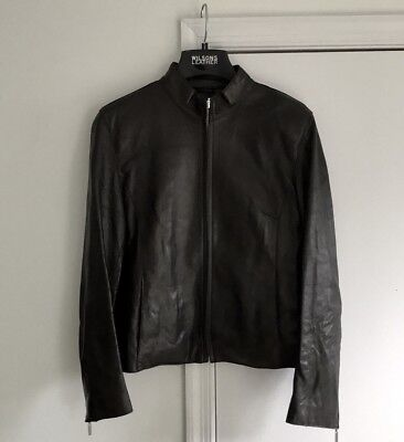 Wilsons Leather Jacket | Black | Size L | Women's | EXCELLENT