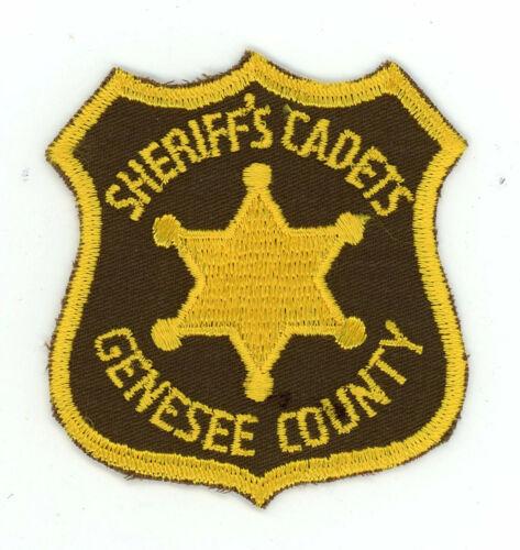 Genesee County Sheriff