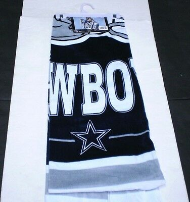 Brand New NFL Dallas Cowboys Full Size Beach And Home Decor Towel 30