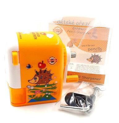 Bleitstiftspitzer Spitzmaschine Für Kinder Igel ()