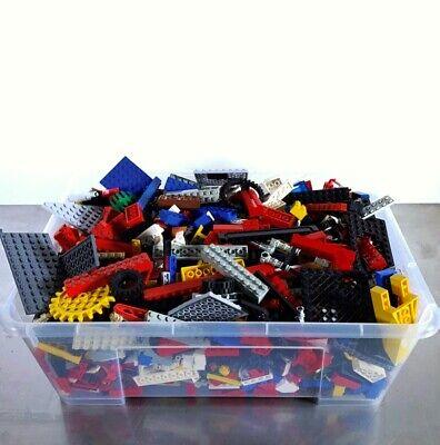 LEGO 1,4 kg Kiloware Kg ca.1100 Teile Sammlung Kg Basic Bausteine Technik  online kaufen