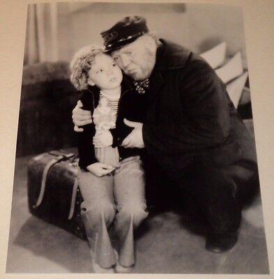 SHIRLEY TEMPLE /  CAPTAIN JANUARY /  8 x 10  B&W  PHOTO