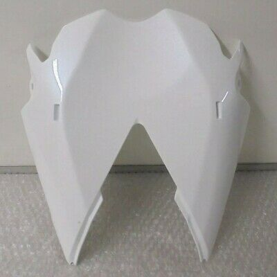 TRIUMPH STREET TRIPLE  R UNDERTRAY PANEL CRYSTAL WHITE A9708342 NW 20