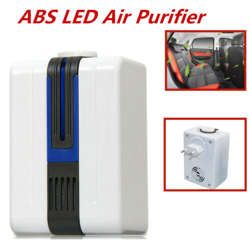 Purifying Breath LED Air Purifier Cleaner Fresh Smoke onizer Negative Room