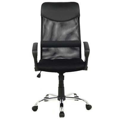 Купить Unbranded - Modern Ergonomic Mesh High Back Executive Computer Desk Task Office Chair Black