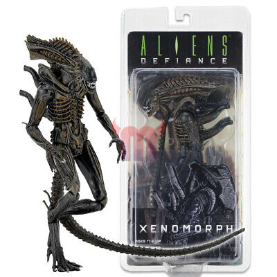 "NECA Aliens Defiance Alien Xenomorph 7"" Action Figure Series 11 Dark Horse Comic"