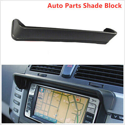 1pc Sun Shade In Dash for GPS/DVD/LCD Visor Car Suv Offroad Truck M/S Size