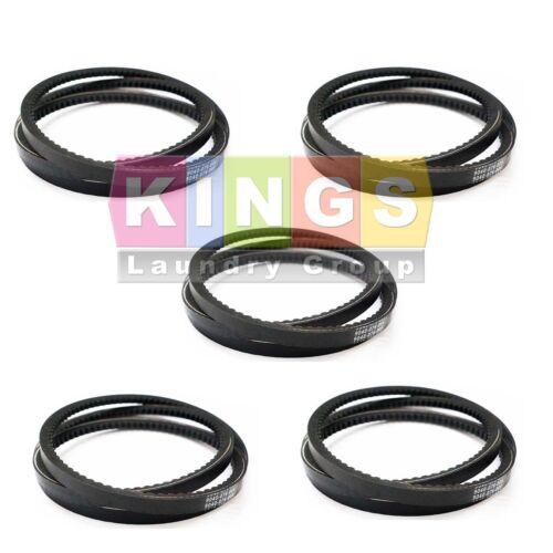 5PK Belt Fits Dexter T300 Washer #9040-076-004 ~~Free Shipping~~