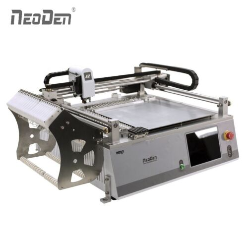 Auto SMT Pick and Place Machine Vision System NeoDen3V-Std 23 Feeders 0402 IC