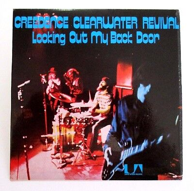 Creedence Clearwater Revival- Looking Out My Back Door - 1970 AUSSIE EP - (Creedence Clearwater Revival Looking Out My Back Door)