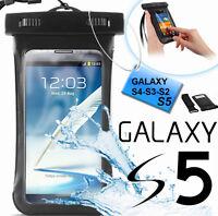 Custodia Subacquea Impermeabile Galaxy S5,s4,s3.cover Mare,sub + Laccio Collo -  - ebay.it
