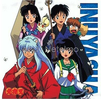 INUYASHA ONGAKU SENSHU TV VER SOUNDTRACK CD Music MIYA Records OST