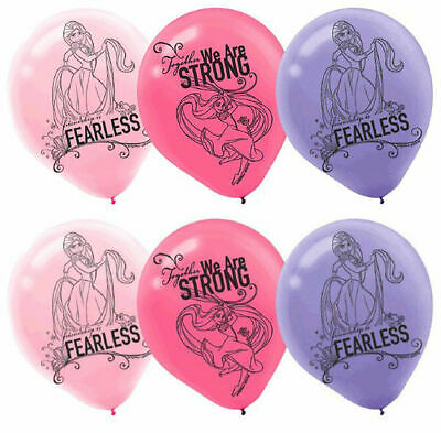 Disney Tangled Rapunzel Latex Balloons Party Supplies Decorations 12