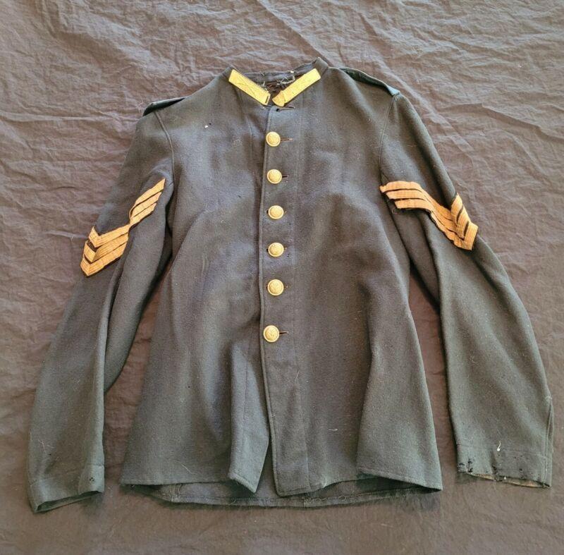 Spanish American War Sergeant