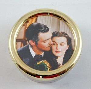 New GONE WITH THE WiND Music Box. Plays