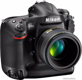 Nikon D4S - Body Only Campbelltown Campbelltown Area Preview