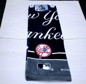 Brand New  MLB New York Yankees Full Size Beach And Home Decor Towel 30
