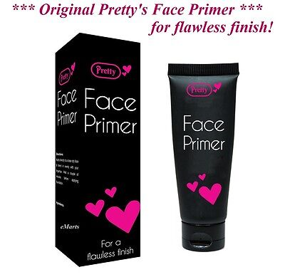 MAGICAL FACE PRIMER FOR FLAWLESS FINISH 30ML PRETTY FOUNDATION BASE MAKE UP NEW