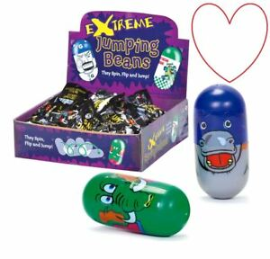 EXTREME JUMPING BEANS TOY PARTY BAG BIRTHDAY CHRISTMAS STOCKING FILLER