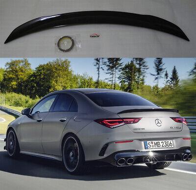 Aleron Mercedes Benz clase CLA C118 alerón negro brillo spoiler