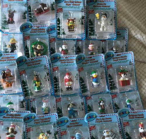 24 Webkinz Christmas Ornaments COMPLETE SET Ganz BRAND NEW ALL IN BOXES w CODES