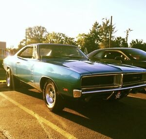 1969 Dodge Charger S/E