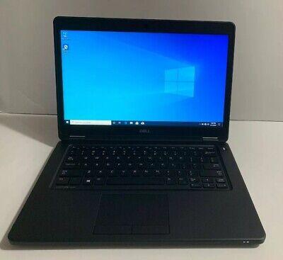 """Dell Latitude E5450 Laptop i5-2.3GHz 4GB 128gb SSD - 14""""  Windows10"""