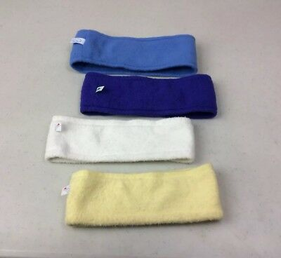 TURTLE FUR Fleece Winter Ski Headbands Lot of 4 Turtle Fur Fleece