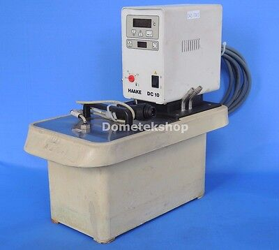 Haake P5 Circulating Bath With Haake Dc 10 Thermo Controller 003-2859