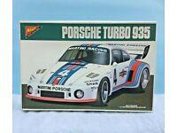 1:24 Scale Porsche 935 Martini Model Car Kit #1443P