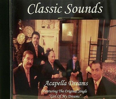 Classic Sounds Acapella Dreams   14 Tracks