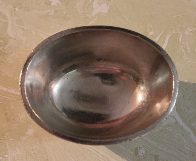 """INTERNATIONAL SILVER CO. BOWL FROM """"THE SHELBORNE"""" HOTEL"""
