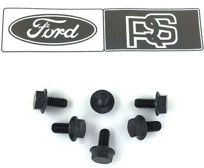 Ford Rs Motorsport 3 4 Llanta Volante Pernos X 6 para Eje...
