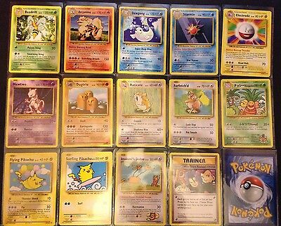 Evolutions Rare Card Selection - Pokemon TCG XY