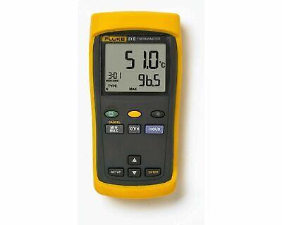 Fluke 51-ii Single Input Digital Thermocouple Thermometer. 51-2