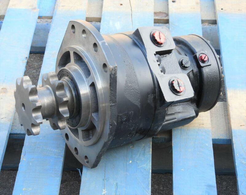 Cnh Industrial 48070316r 48070316 Rexroth R921811702 Hydraulic Drive Motor, 2-sp