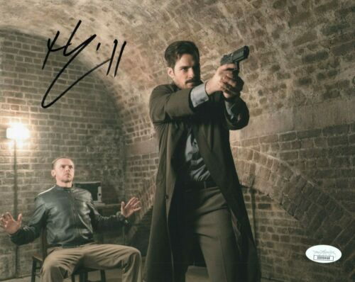 Henry Cavill Mission Impossible Autographed Signed 8x10 Photo COA EF173