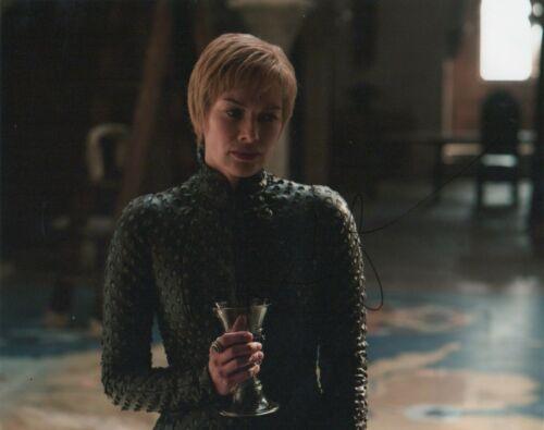 Lena Headey Game of Thrones Autographed Signed 8x10 Photo COA EF704
