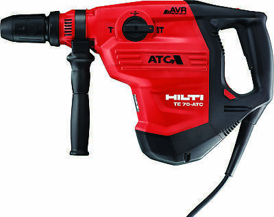Hilti Te 70-atcavr Combihammer Drilling Demolition Brand New.