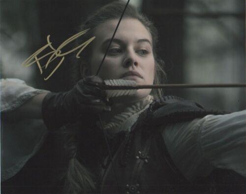 Tiera Skovbye Once Upon A Time Autographed Signed 8x10 Photo COA O4I