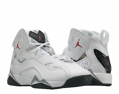 Nike Air Jordan True Flight WHITE Mens Basketball Shoes Size 8