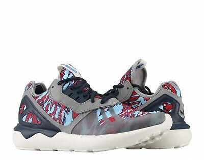 adidas Originals Mens Adults Tubular Runner Trainers B35637 Grey/Multi
