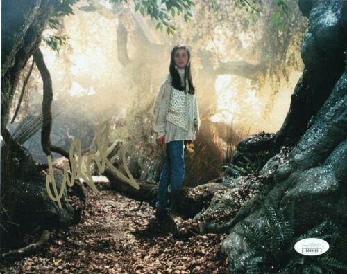Jennifer Connelly Labyrinth Autographed Signed 8x10 Photo JSA COA EF177