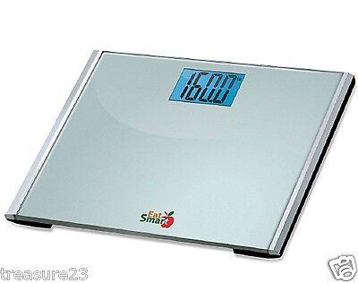 eatsmart precision plus digital bathroom scale ultra ebay