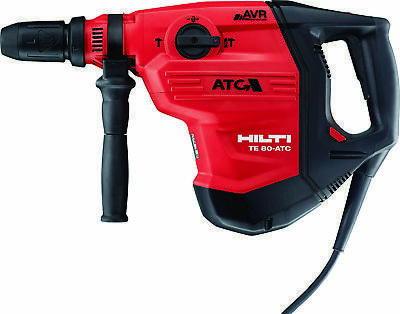 Hilti Te 80 Atcavr Drilling Demolition Brand New Kit.