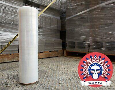 Ox Plastics 18 X 850 Tough Shrink Wrap 80 Gauge Strong Industrial Pallet Roll