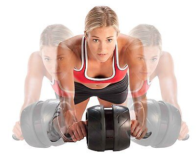 NEW Perfect Fitness Ab Carver Pro  Abdominal Exerciser Workout Fitness Core Pads